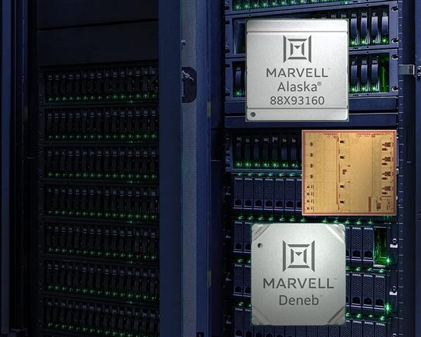 Marvell全球首发160万兆以太网PHY方案:5nm工艺
