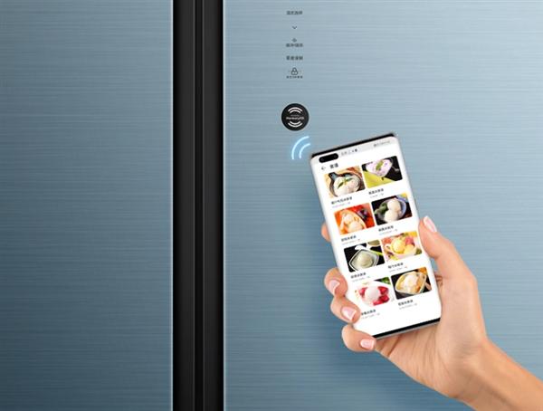 搭载HarmonyOS!美的首款鸿蒙冰箱开售:6999元