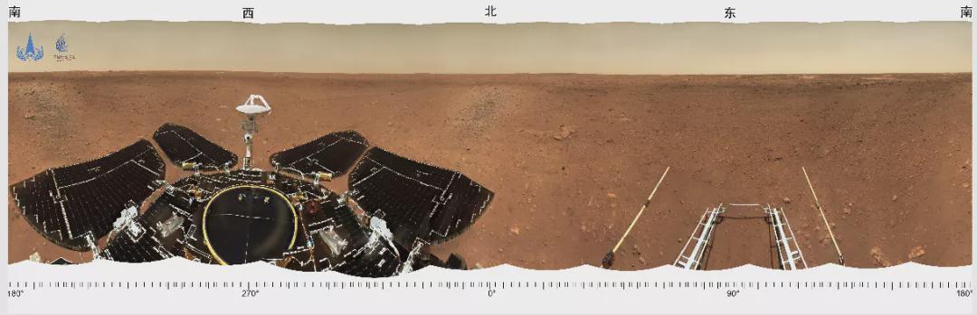 我们在火星上放了一个彩蛋!