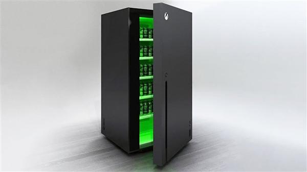 微软打包票:Xbox Series X迷你冰箱会有的