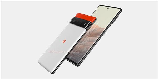 不止首发自研SoC!谷歌Pixel 6曝光:支持无线充电