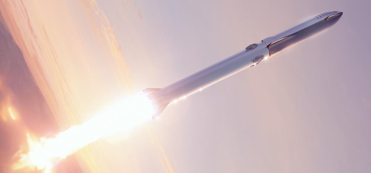 SpaceX披露星际飞船首次轨道发射进展 有望八九月份试飞