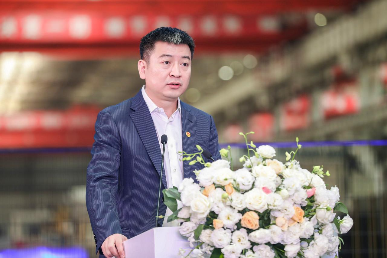 三一重工、电信、华为发布装备制造业首个5G全连接工厂