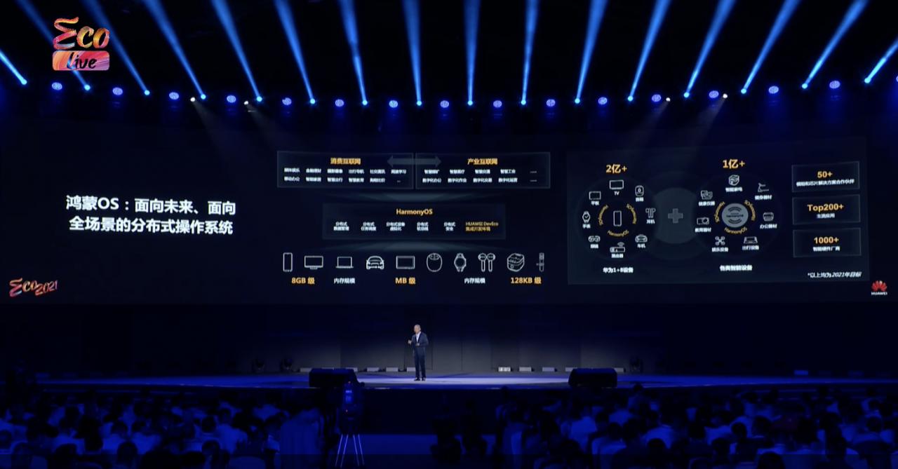 华为王军:今年华为终端设备将会全面升级到鸿蒙操作系统
