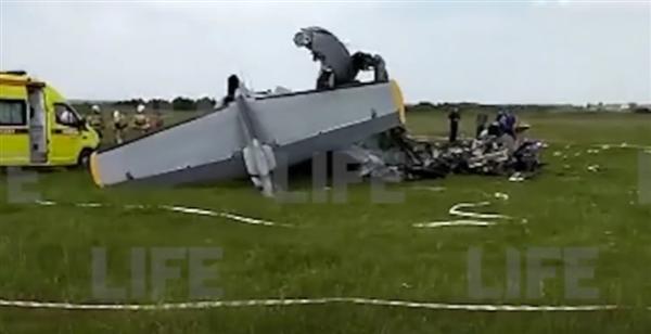 俄罗斯一飞机发生硬着陆 致7人死亡:机身严重撕裂 初步调查公布