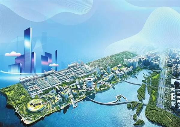 腾讯投资370亿开建全球总部 一期2024年竣工