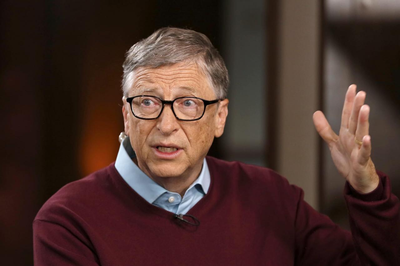 盖茨出轨丑闻曝光,股东敦促微软严打性骚扰