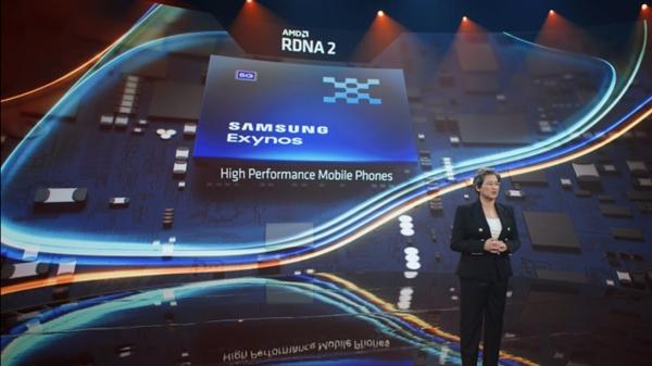用上AMD GPU后 三星新Exynos芯片图形性能远超Mali G78/G710