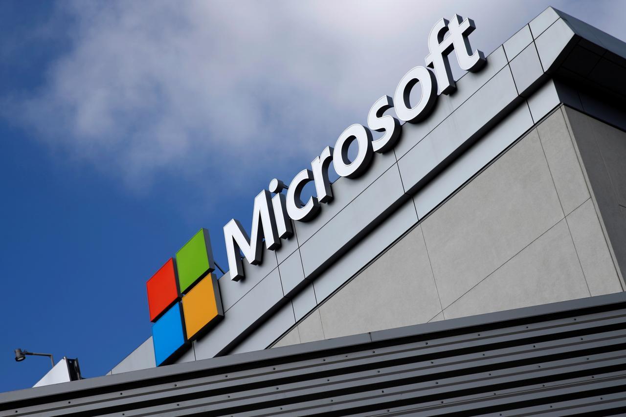 苹果之后,微软市值也超过2万亿美元