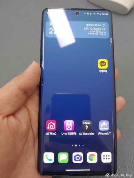 骁龙888旗舰只卖一千块:LG Velvet 2 Pro真机曝光 大量网友求购