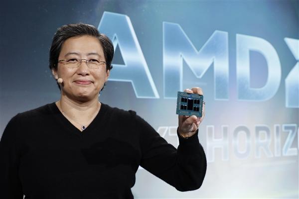 不挤牙膏 CEO苏姿丰揭示AMD成功之道:不断提升技术