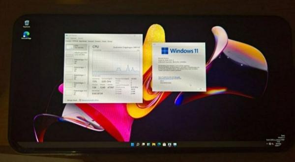 大神出手:小米8上移植运行Windows 11