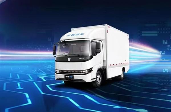 中国卡车2.0时代!吉利卡车远程星智上市 配置不输乘用车