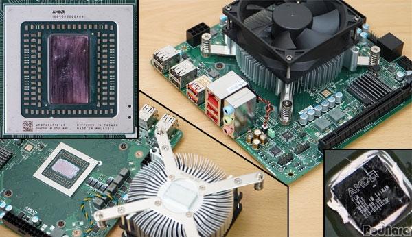 PS5废片再利用!AMD Zen2 4700S套装实测:最低端独显大胜核显