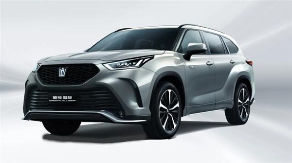 中国市场专属LOGO!丰田全新SUV官宣:28万元起、全系混动