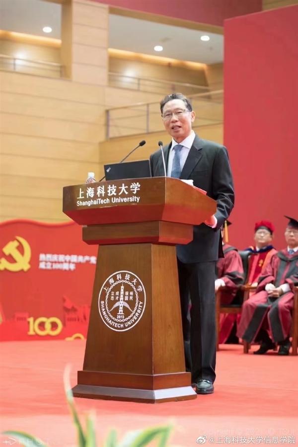 钟南山寄语高校毕业生 要争气:中国有71种疫苗正在研发