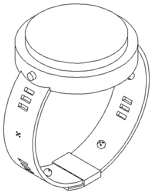 """科大讯飞获""""喷雾手环"""" 外观专利授权 可对皮肤喷雾加湿"""