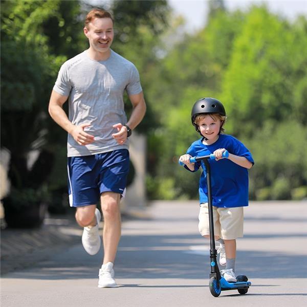 599元!九号儿童电动滑板车A6发布:仅重约4.6kg 三挡速度