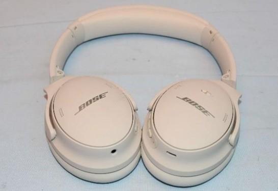 时隔五年:BOSE新品降噪耳机QC45首次现身