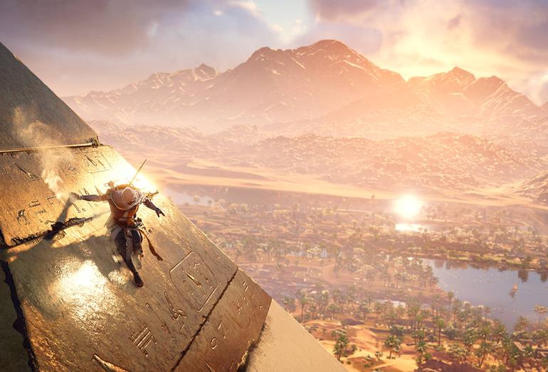 《刺客信条》美术总监离职!育碧将思考如何重新开发下一代游戏