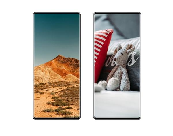 骁龙888 Plus加持!小米MIX 4曝光:首款柔性曲面屏下前摄机型