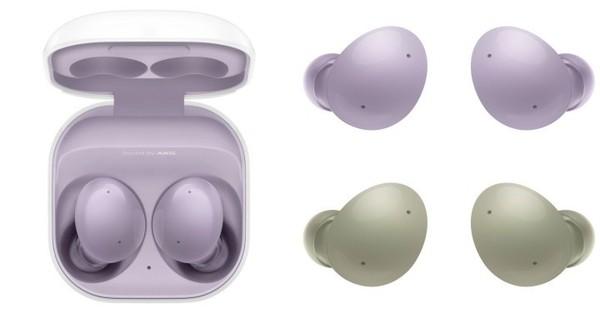三星Galaxy Buds 2多张渲染图流出 至少提供四种配色-冯金伟博客园