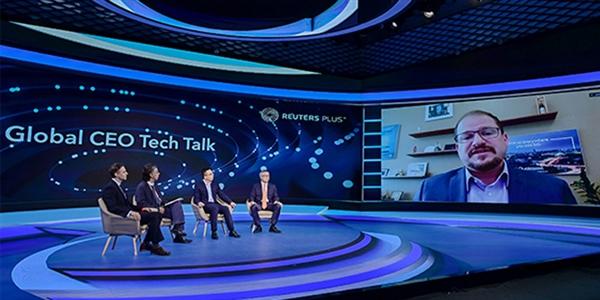 两大科技巨头CEO论道:荣耀独家优化能力带来更强骁龙888 Plus旗舰