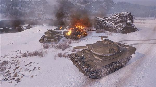《坦克世界》公告:昵称含吴亦凡将获一次免费改名机会