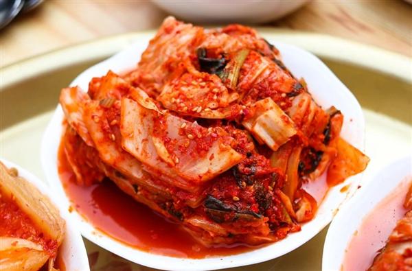 """韩国泡菜中文译名正式定为""""辛奇"""":含义公布"""