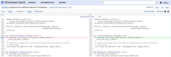 谷歌程序员粗心少打一个字符:大量Chromebook无法解锁设备