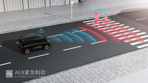 """豪华版""""五菱宏光MINI EV""""配置曝光:标配双气囊 续航305km"""