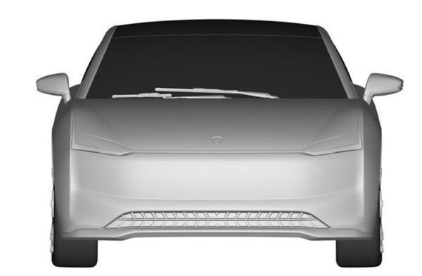 前宝马设计总监操刀!恒驰1专利图曝光:尺寸超奔驰S级