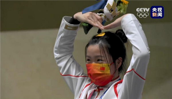 杨倩获东京奥运会首金 被赠送一套房!雅戈尔回应:不是炒作赠房是真心