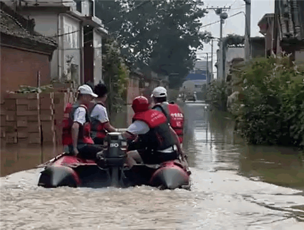 前往河南灾区救援被报道是添乱 韩红律所向媒体发律师函