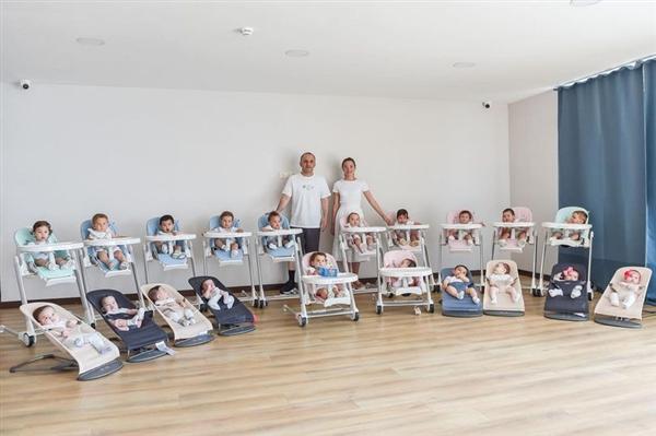 57岁富商一年内生育21个孩子:已经是31个孩子的父亲