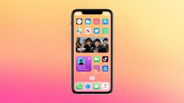 苹果iOS 15功能前瞻:Face ID解锁新玩法