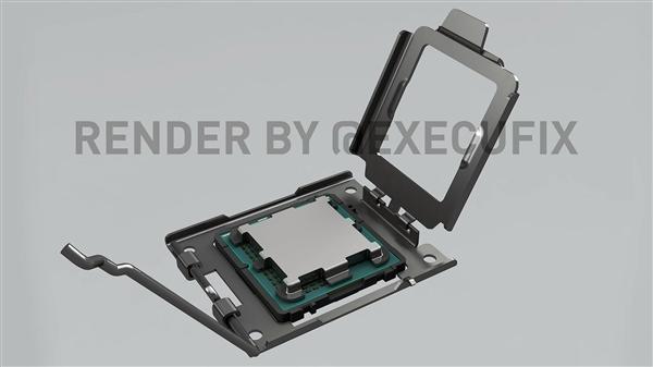AMD AM5插座首次曝光:玩家多年呼唤终于满足