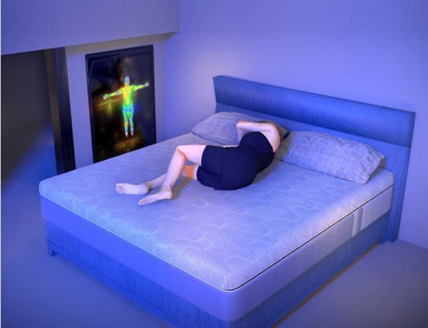 小米有品上架8H智能AI助眠床垫:1024个传感器 完整记录睡眠