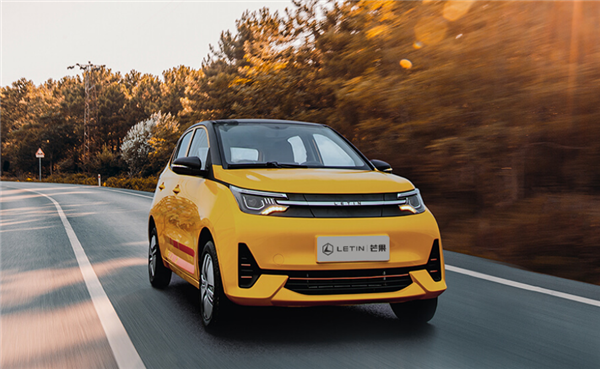 """中国版""""K-Car""""!雷丁芒果特别版上市:3.98万剑指宏光MINI EV"""