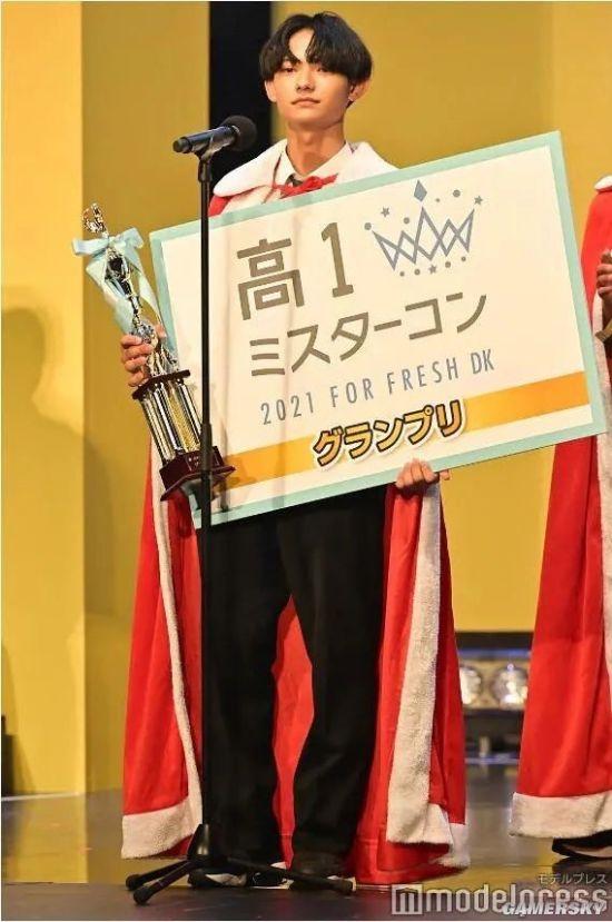 日本最帅、最美高一生冠军出炉 网友:实在不行别选了