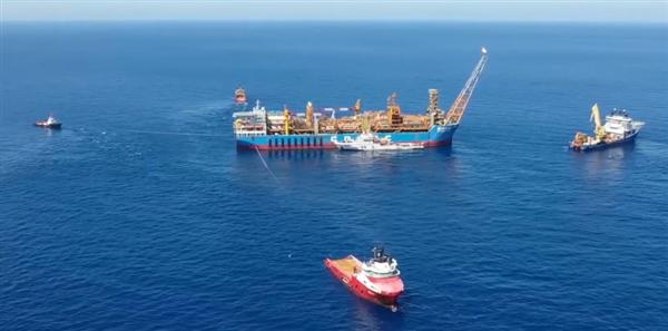 年产超350万吨!中国首个自营深水油田群全面投产