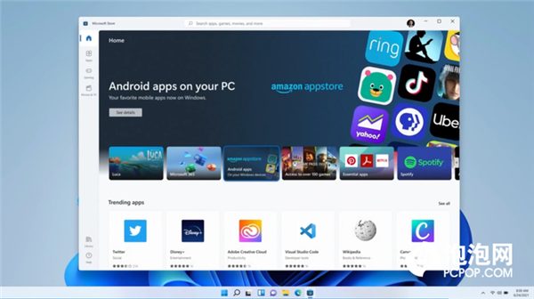 Windows 11支持安卓应用:背后原因揭开