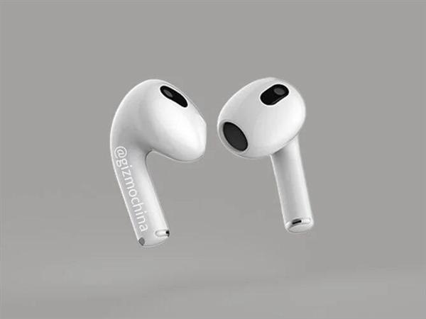 苹果5年来最大升级!曝AirPods 3秋季发布:Pro版设计下放
