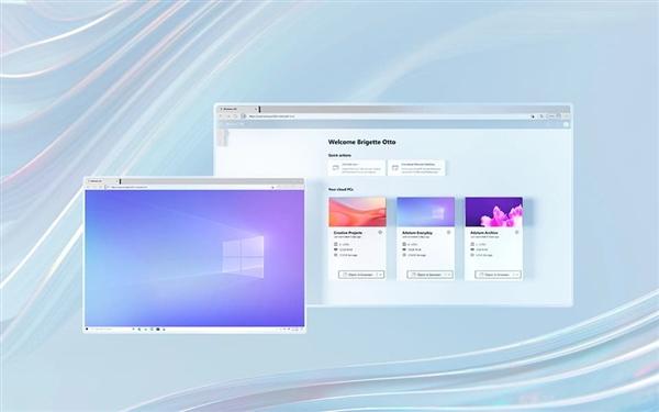 Windows 365云电脑正式上线:苹果、安卓设备可随时用Win10/11