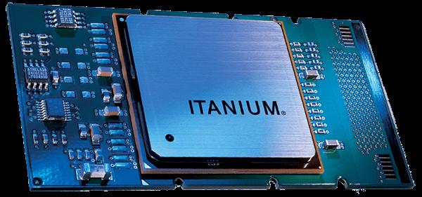 纯64位的悲歌:Intel安腾彻底退出历史