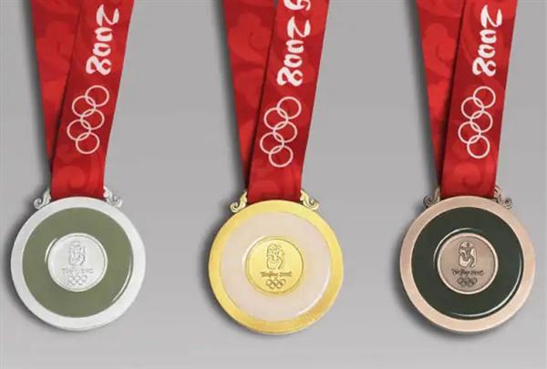 历届奥运会金牌重量前十名:2008年北京奥运仅排第10