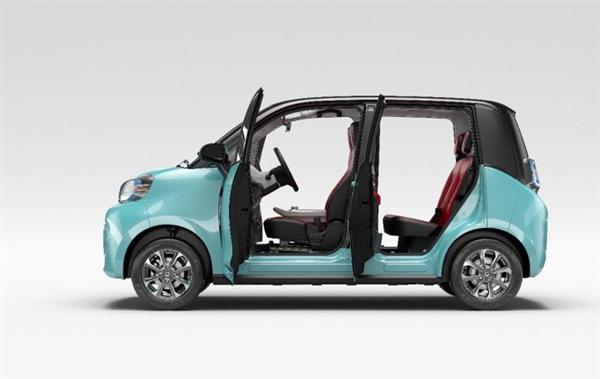 对标宏光MINI EV!朋克多多预售仅2.88万起 能跑170公里
