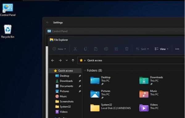 微软改进Windows 11 UI设计:修复窗口边框白色像素问题