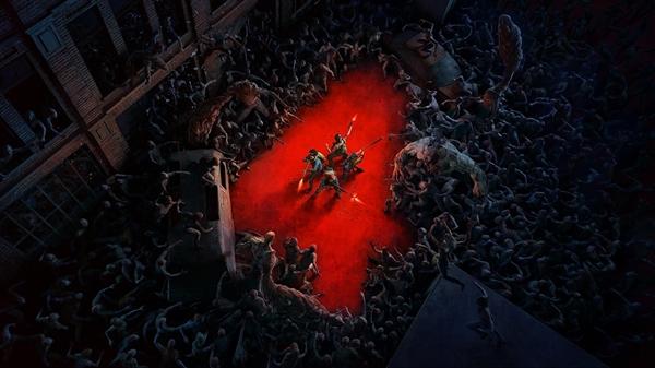 《喋血复仇》封测吸引十万玩家参与