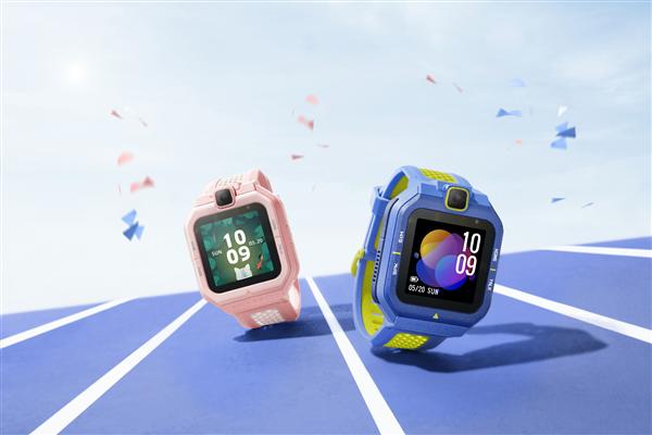799元!华米发布Amazfit快乐鸭儿童健康手表:黄山1号AI芯加持